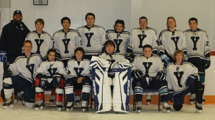 Boys JV Hockey 2014-2015