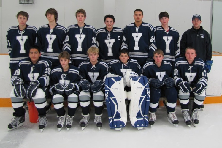 2011-12 JV Boys Hockey