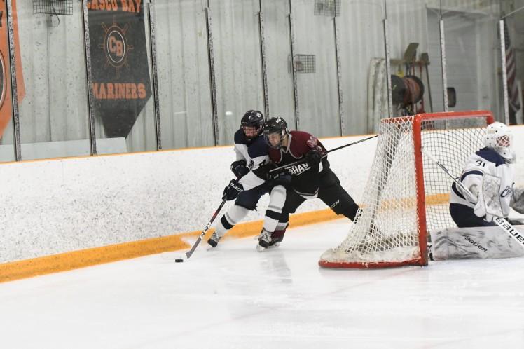 jacob veilleux plays key defensive roll
